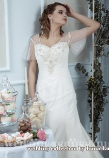 ecc51fbe6a05d88 Свадебное платье Plus size
