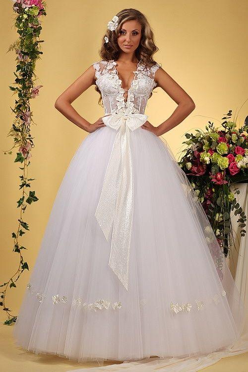Роскошные Закрытые Свадебные Платья Закрытые