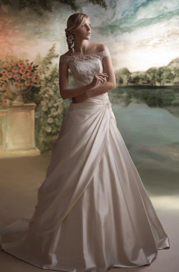 Платье на жемчужную свадьбу фото