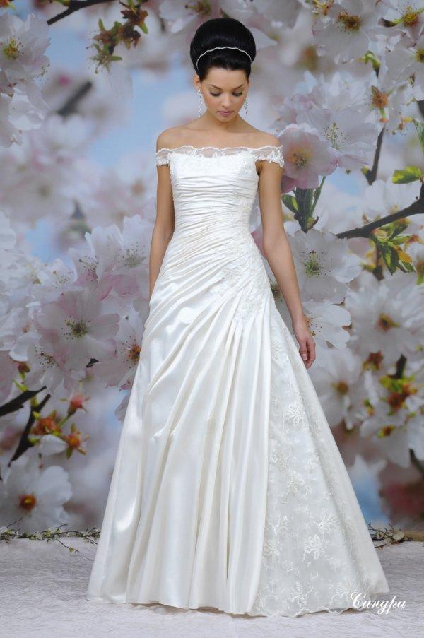 Свадебные Платья Классика Фото Обнинск