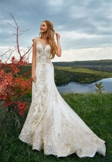 "Wedding dress - ""Romana"""