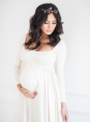 Секреты выбора свадебного платья для беременной невесты 03092004463